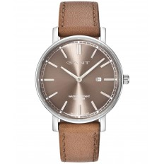 Gant Watch Man Only Time Nashville Collection Brown