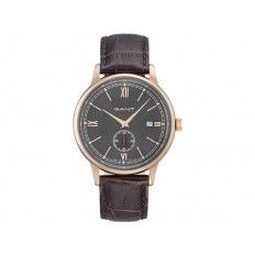 Gant Watch Man Only Time Freeport Collection Brown
