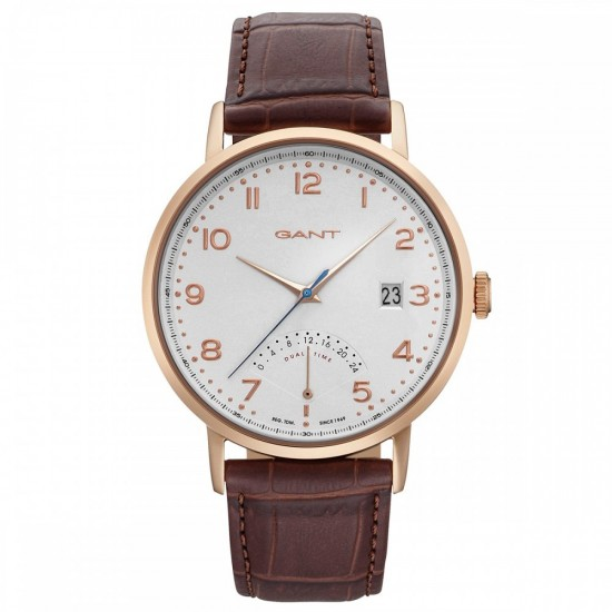 Gant Watch Man Only Time Pennington Collection Brown