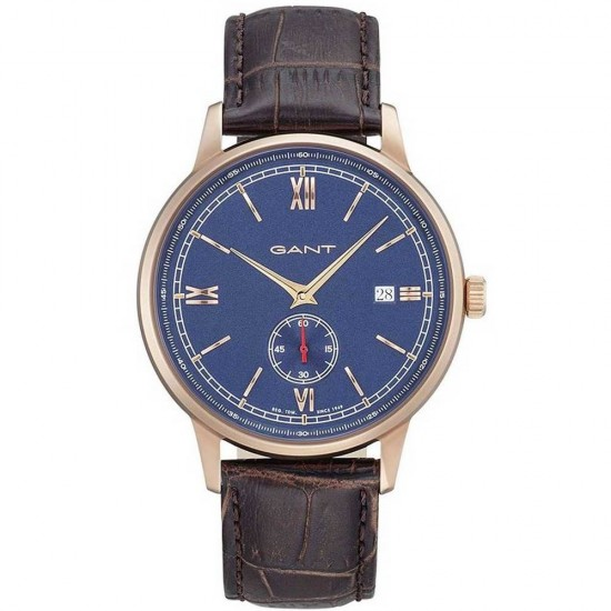 gant blue watch
