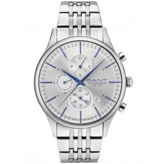 Gant Watch Man Chronograph Tremont Collection Silver