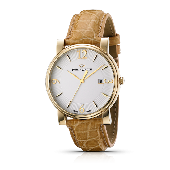 Philip Watch Watch Only Time Unisex Wales Collection