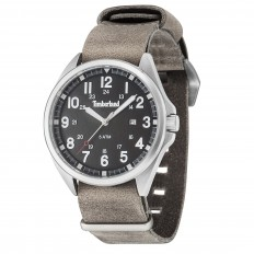 Timberland Watch Man Only Time Raynham Collection Grey