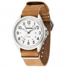 Timberland Watch Man Only Time Raynham Collection Brown