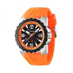 Timberland Watch Man Only Time Orange/Black