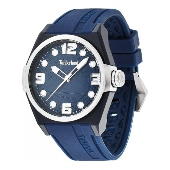 Timberland Watch Man Only Time Blue/Blue