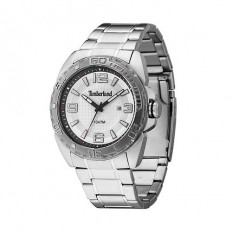 Timberland Watch Man Only Time Rolling Collection White
