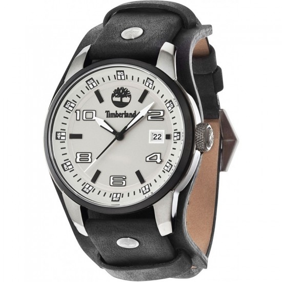 Timberland Watch Man Only Time Arundel Collection Black