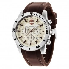 Timberland Watch Man Cronograph Alden Collection Brown