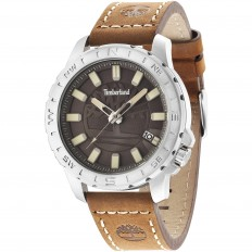 Timberland Watch Man Only Time Wayland Collection Brown