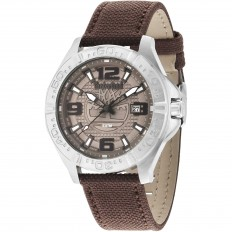 Timberland Watch Man Only Time Wallace Collection Brown