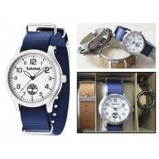 Timberland Watch Man Only Time Redington Collection Blu