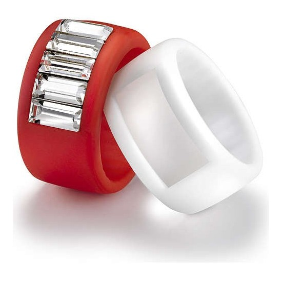 Hip Hop Ring Woman Eternity Collection