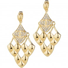 Just Cavalli Earrings Woman Just Skin Collection