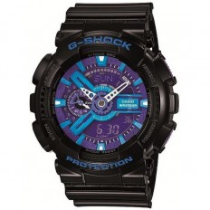 G-Shock Orologio Uomo Analogico e Digitale Black