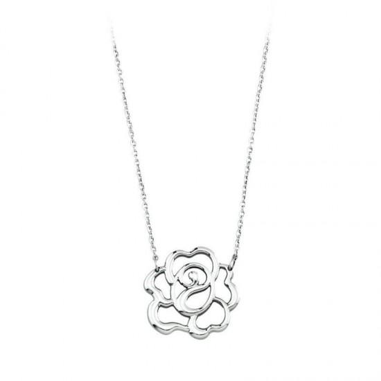 2Jewels Necklace Woman Flower