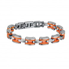 2Jewels Bracelet Man Wave Collection Orange