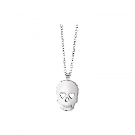 2Jewels Necklace Woman Skull