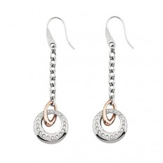 2Jewels Earrings Woman Pendants Circle