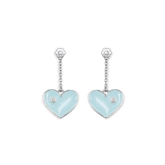 2Jewels Earrings Woman Funny Collection Hearts