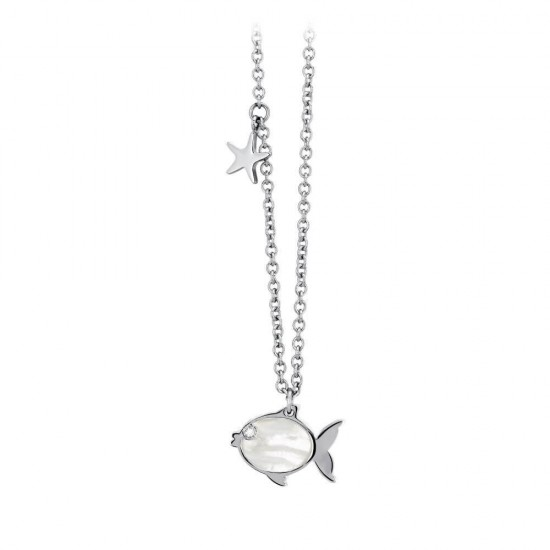 2Jewels Necklace Woman Mother-of-pearl