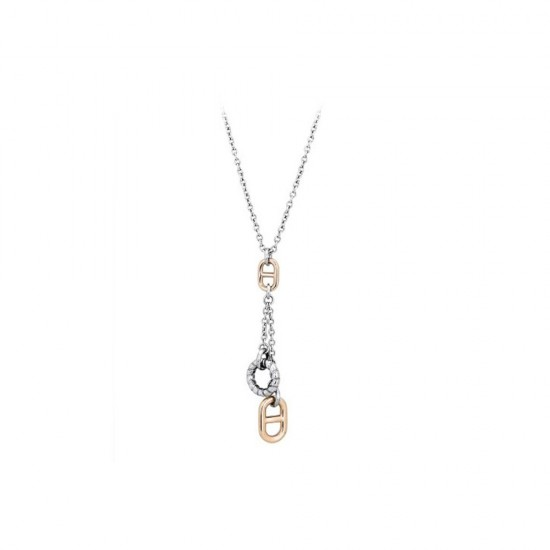 2Jewels Necklace Woman Modern Collection Rose Gold