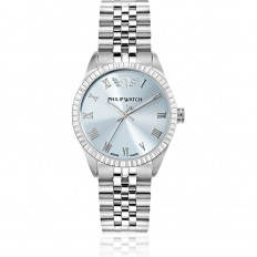 Philip Watch Woman Only Time Light Blue Caribe Collection