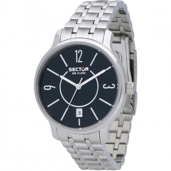 Sector Watch Woman Only Time 125 Collection Black