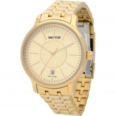 Sector Watch Woman Only Time 125 Collection Gold