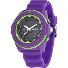 Sector Watch Man Digital Street Digital Collection Purple