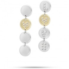 Morellato Woman Earrings Monetine Collection