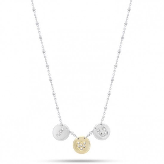 Morellato Necklace Woman Monetine Collection