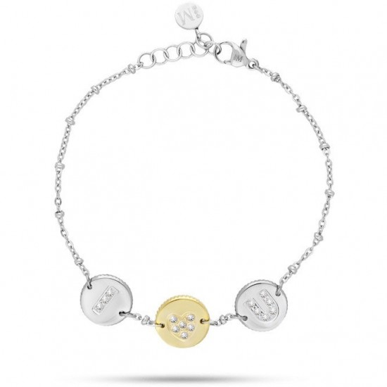 Morellato Bracelet Woman Monetine Collection
