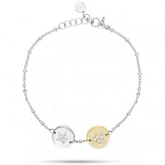 Morellato Bracelet Woman Monetine Collection Symbols