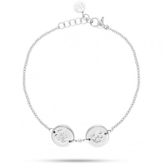 Morellato Bracelet Woman Monetine Collection Silver