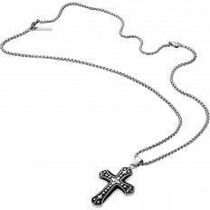 Police Necklace Man Cathedral Collection