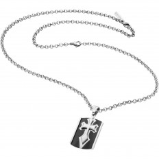 Police Necklace Man Spirit-P Collection