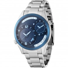 Police Watch Man Multifunction Dual Time