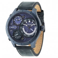 Police Watch Man Multifunction Bushmaster Collection Blue