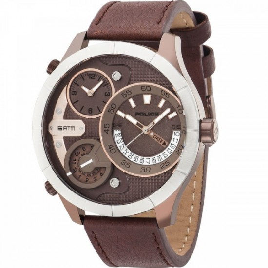 Police Watch Man Multifunction Bushmaster Collection Brown