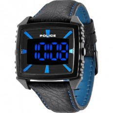 Police Watch Man Digital Countdown Collection