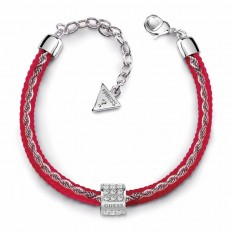 Guess Bracelet Woman Red