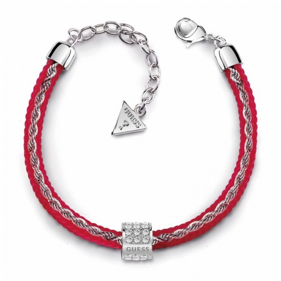 Guess Bracciale Donna Red