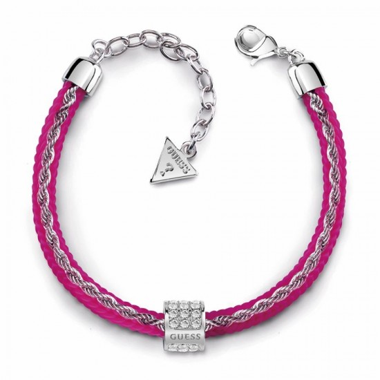 Guess Bracciale Donna Pink