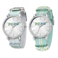Just Cavalli Watch Only Time Woman All Night Collection