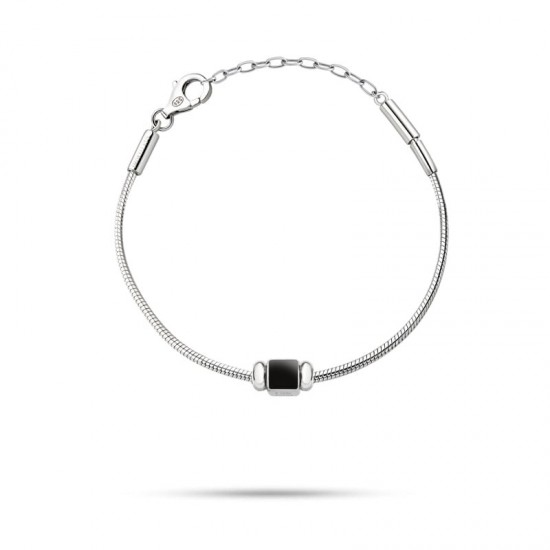 Morellato Bracelet Woman Solomia Collection Dice Black