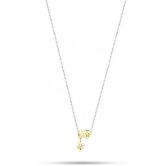 Morellato Necklace Woman Solomia Collection Gold