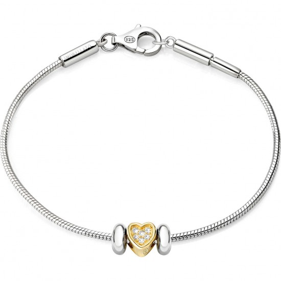 Morellato Bracelet Woman Solomia Collection Gold/Crystals