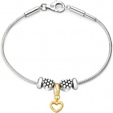 Morellato Bracelet Woman Solomia Collection 3 Hearts
