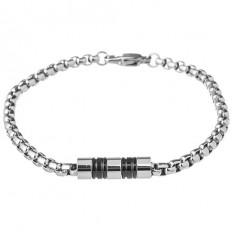 Lorenz Men's Bracelet Steel